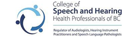 college of Speech and Hearing health professionals accreditation