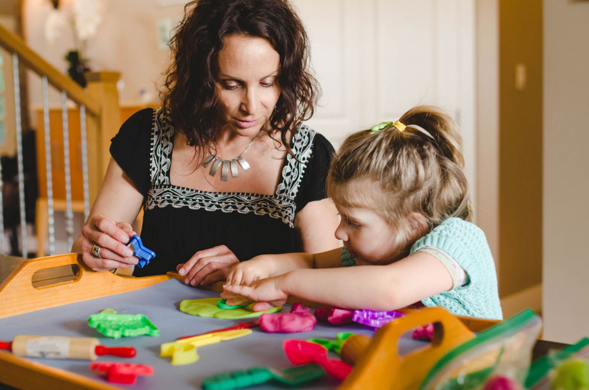 Speech Therapy and language services for children